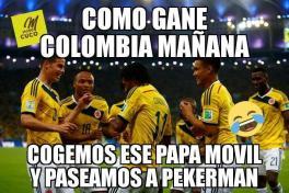 Los memes más divertidos del partido entre Colombia y Brasil