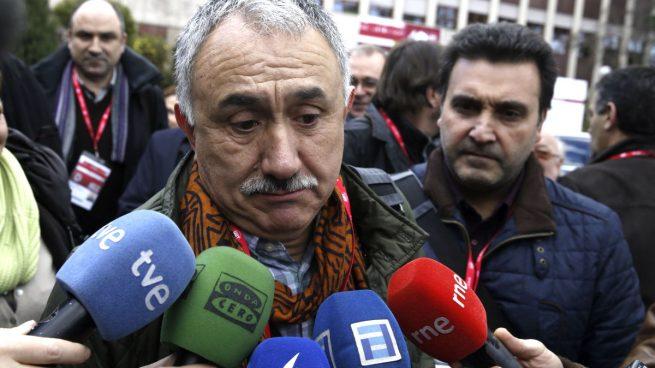 El Secretario General de UGT, Josep Maria Álvarez (EFE)