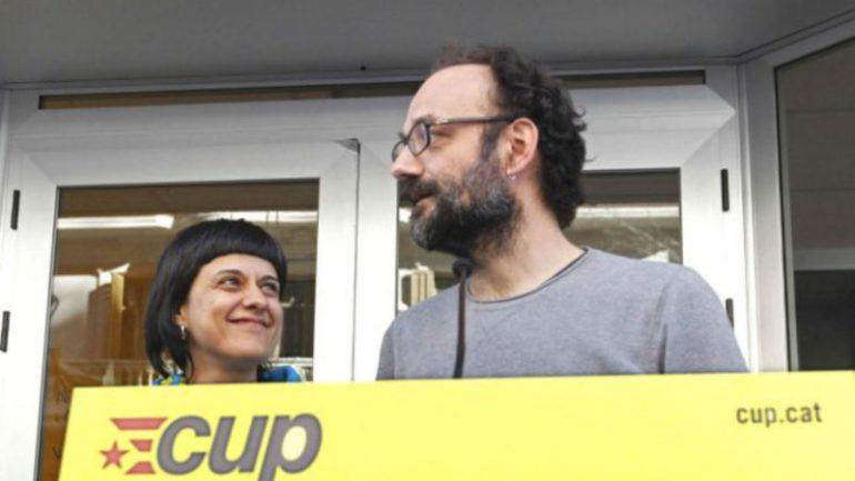 Benet Salellas, diputado de la CUP en el Parlamento catalán, ha actuado en repetidas ocasiones de abogado defensor de terroristas islamistas en Cataluña