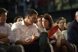 Pedro Sánchez propone a Lastra como vicesecretaria general y a Ábalos como secretario de Organización