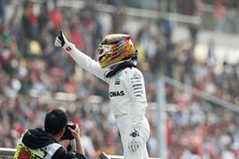 Hamilton supera a Senna con su pole 66; Sainz saldrá decimoquinto y Alonso, último