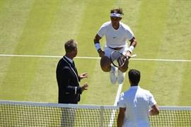 Nadal será cuarto cabeza de serie en Wimbledon por detrás de Murray, Djokovic y Federer