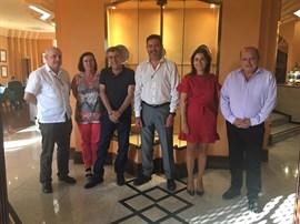 Los palacios de ferias y congresos andaluces reivindican una estrategia regional para la mejora del sector