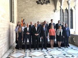 Lluís Puig asume la Conselleria de Cultura: