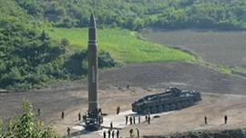China y Rusia condenan el lanzamiento de un misil de Corea del Norte pero plantean dudas sobre la opción militar