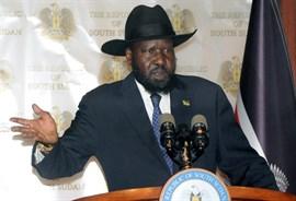 Kiir pide al comité de diálogo en Sudán del Sur siga sus consultas sin esperar a Machar, tras la negativa de éste