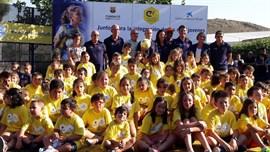 Andrés Iniesta inaugura su Cruyff Court en Fuentealbilla
