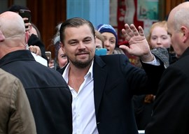 Leonardo DiCaprio interpretará a Leonardo Da Vinci