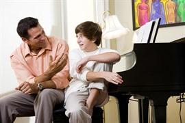 Cómo hablar de drogas con los hijos según su edad