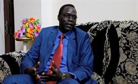 La amnistía general de Kiir no incluye al exportavoz del líder rebelde Riek Machar