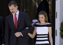 Los Reyes Felipe y Letizia apuestan por el cine de terror