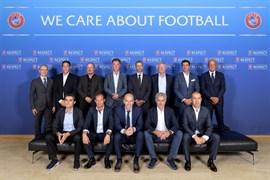Zidane, Valverde y Berizzo representan a LaLiga en el Foro de Entrenadores de la UEFA