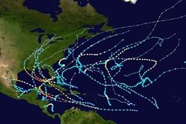 El huracán 'Irma' se dirige a las costas de Puerto Rico y República Dominicana