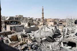 Las Fuerzas Democráticas Sirias anuncian la toma de la ciudad vieja de Raqqa
