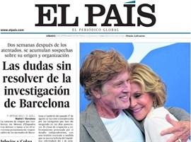 Las portadas de los periódicos de hoy, sábado 2 de septiembre de 2017