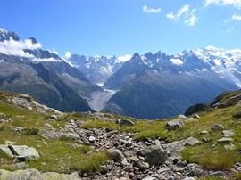 Muere un montañero granadino desaparecido en los Alpes tras sufrir un accidente