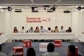 El PSOE aplaza la reforma constitucional y ciñe el debate a la modernización del Estado autonómico