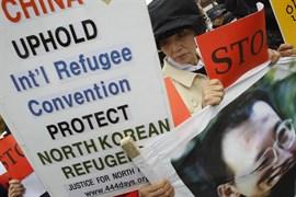 HRW denuncia el aumento de la represión de China contra los refugiados que huyen de Corea del Norte
