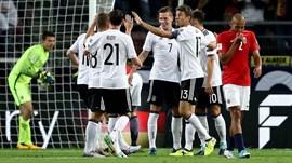 Alemania se da un festín ante Noruega e Irlanda del Norte asegura la segunda plaza