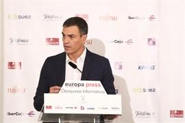 """Pedro Sánchez cree que la """"nación de naciones"""" estaría formada """"al menos"""" por España, Cataluña, País Vasco y Galicia"""