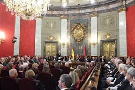 """Maza advierte que la Fiscalía está obligada a """"una defensa activa"""" de la España constitucional"""