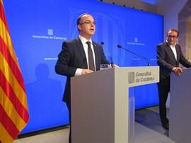 El Govern reta a Rajoy a fijar