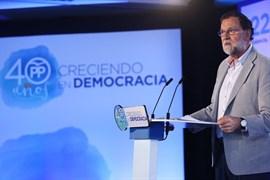 Rajoy asegura a Julio Borges que seguirá pidiendo a la UE sanciones