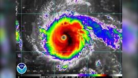 Cruz Roja prepara su respuesta humanitaria ante la llegada del huracán Irma en el Caribe