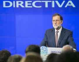 Rajoy pide esta noche informe al Consejo de Estado para recurrir mañana la ley del referéndum