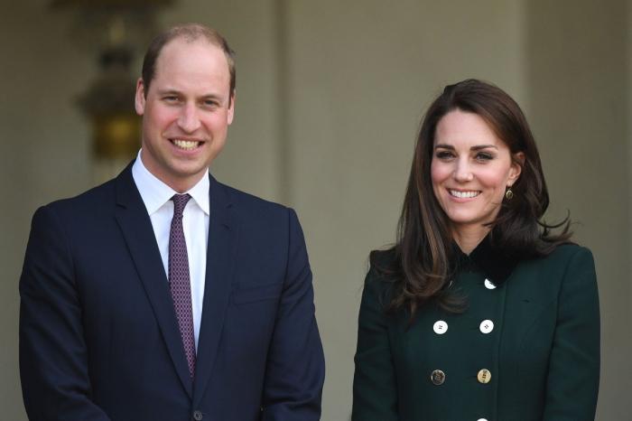 El Príncipe Guillermo no duerme por el tercer embarazo de Kate Middleton