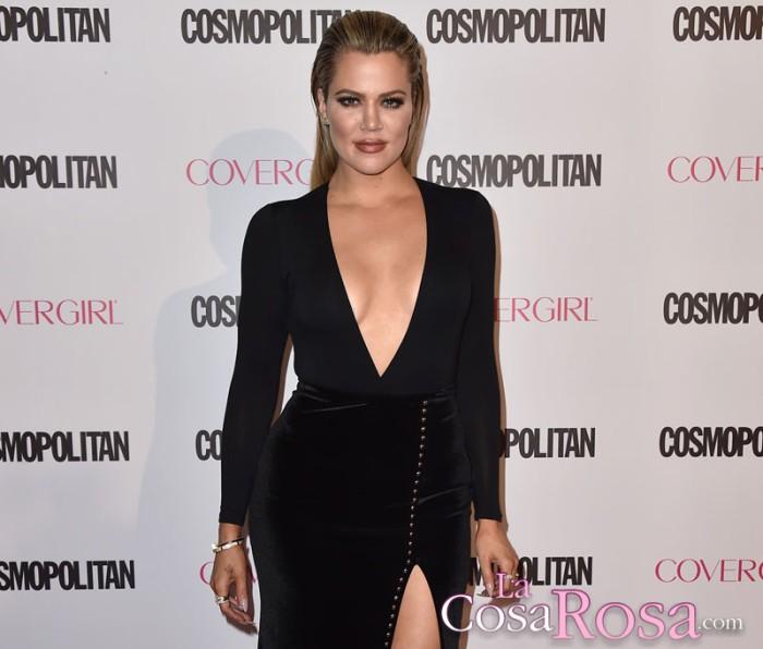 Khloé Kardashian escribe sobre su pérdida de peso de más de 15 kilos