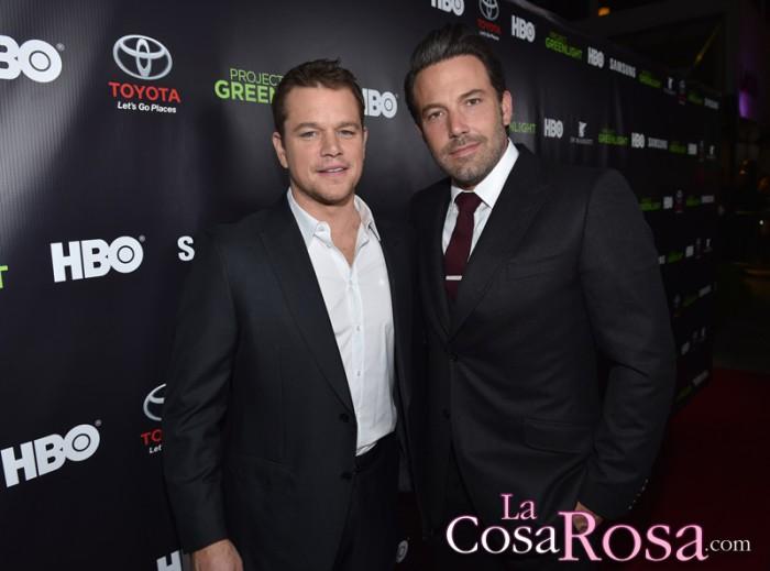 Matt Damon sufrió durante la relación de Ben Affleck con Jennifer Lopez