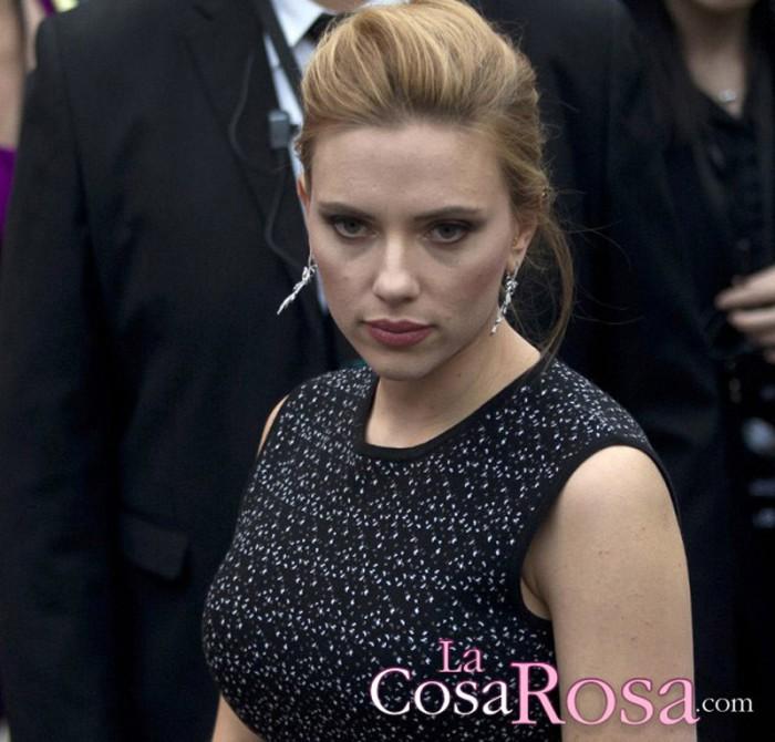 Scarlett Johansson asegura que la monogamia es antinatural