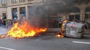 Carles Puigdemont ha ordenado planificar la guerra de guerrillas y hacer responsable a Rajoy de los actos en Cataluña
