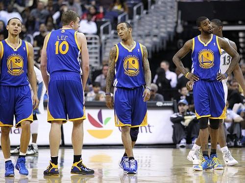 Los Warriors tienen más rivales para el anillo