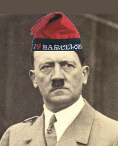 Si Mussolini o Hitler vivieran en Cataluña, militarían en el PdCat