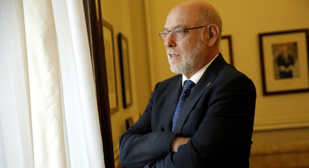 José Manuel Maza, Fiscal General del Estado.