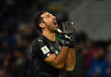 Buffon, el mítico portero de la seleccion de Italia