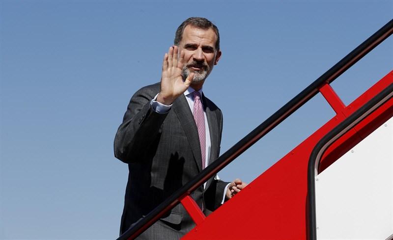 2606785263ce El Rey Felipe cumple 50 años  sus mejores anécdotas con Europa Press ...