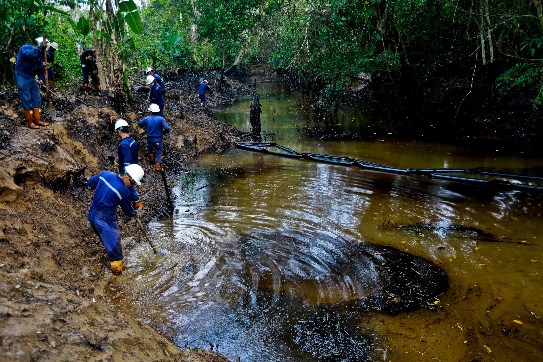 Piden A La Onu Reconocer El Medio Ambiente Limpio Como: Piden Asistencia De La ONU Para Aliviar El Daño Ambiental