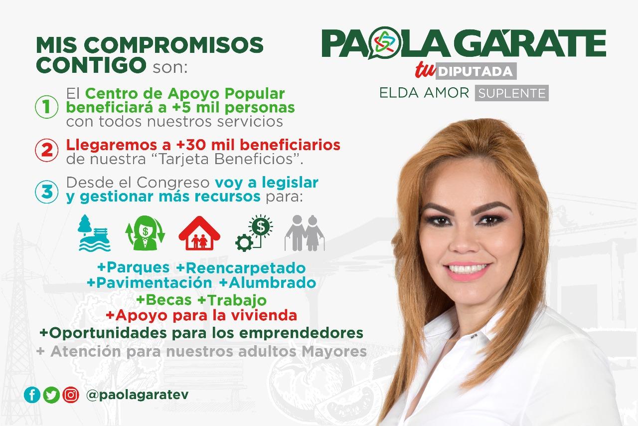 Ana Sofía Orellana candidata a diputada en sinaloa comparte 'pack' por whatsapp