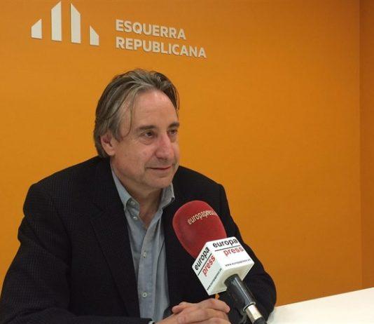 Juanjo (ahora, Joan Josep) Puigcorbé