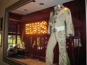 Rock and Roll Memorabilia en el Hard Rock Hotel Casino de Las Vegas