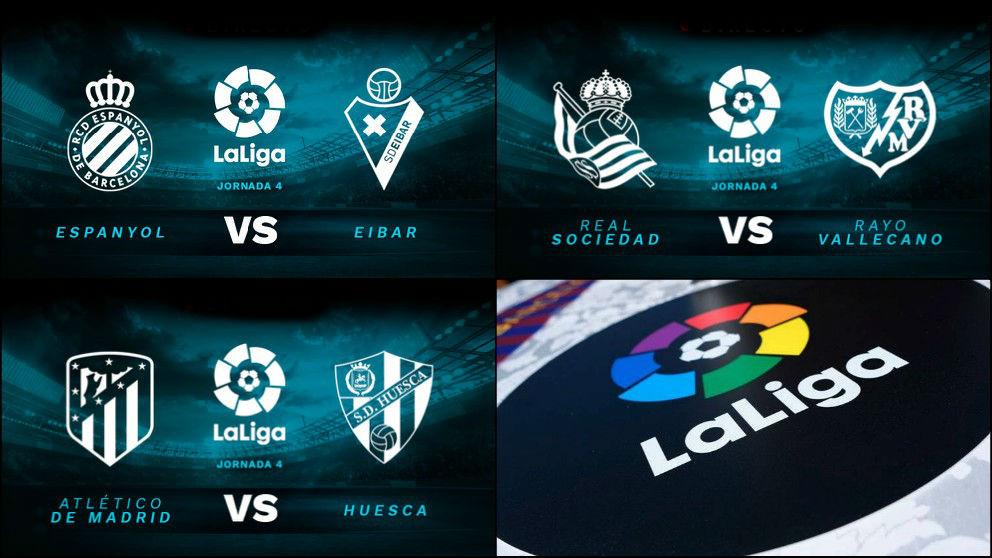 100% originales tienda de descuento calidad confiable Partidos de fútbol de La Liga Santander hoy, martes 25 de ...