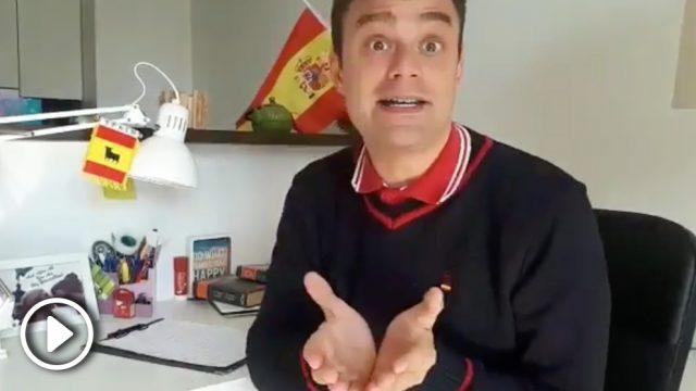 Vox Hace Viral El Ironico Manual Para Ser Facha Del Comico Ruben