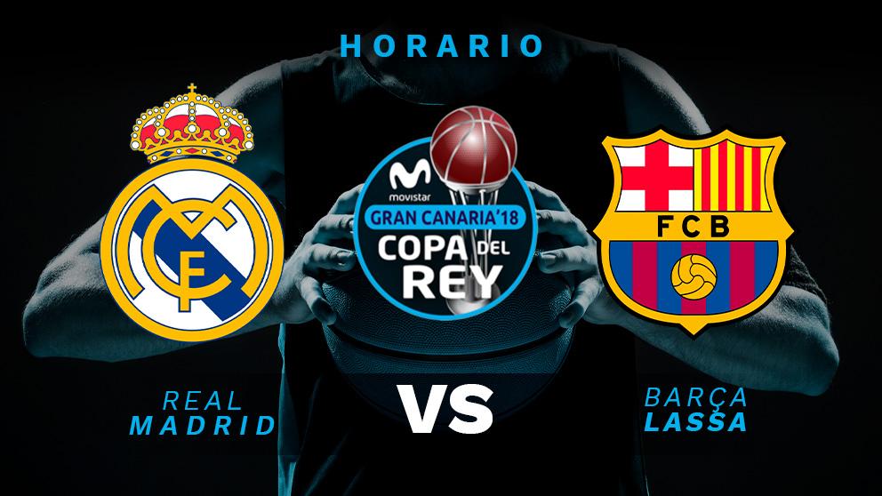 Real Madrid - Barcelona: horario y cómo ver por televisión la final ...