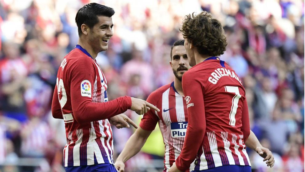 Real Sociedad vs Atlético de Madrid: Alineaciones, en ...
