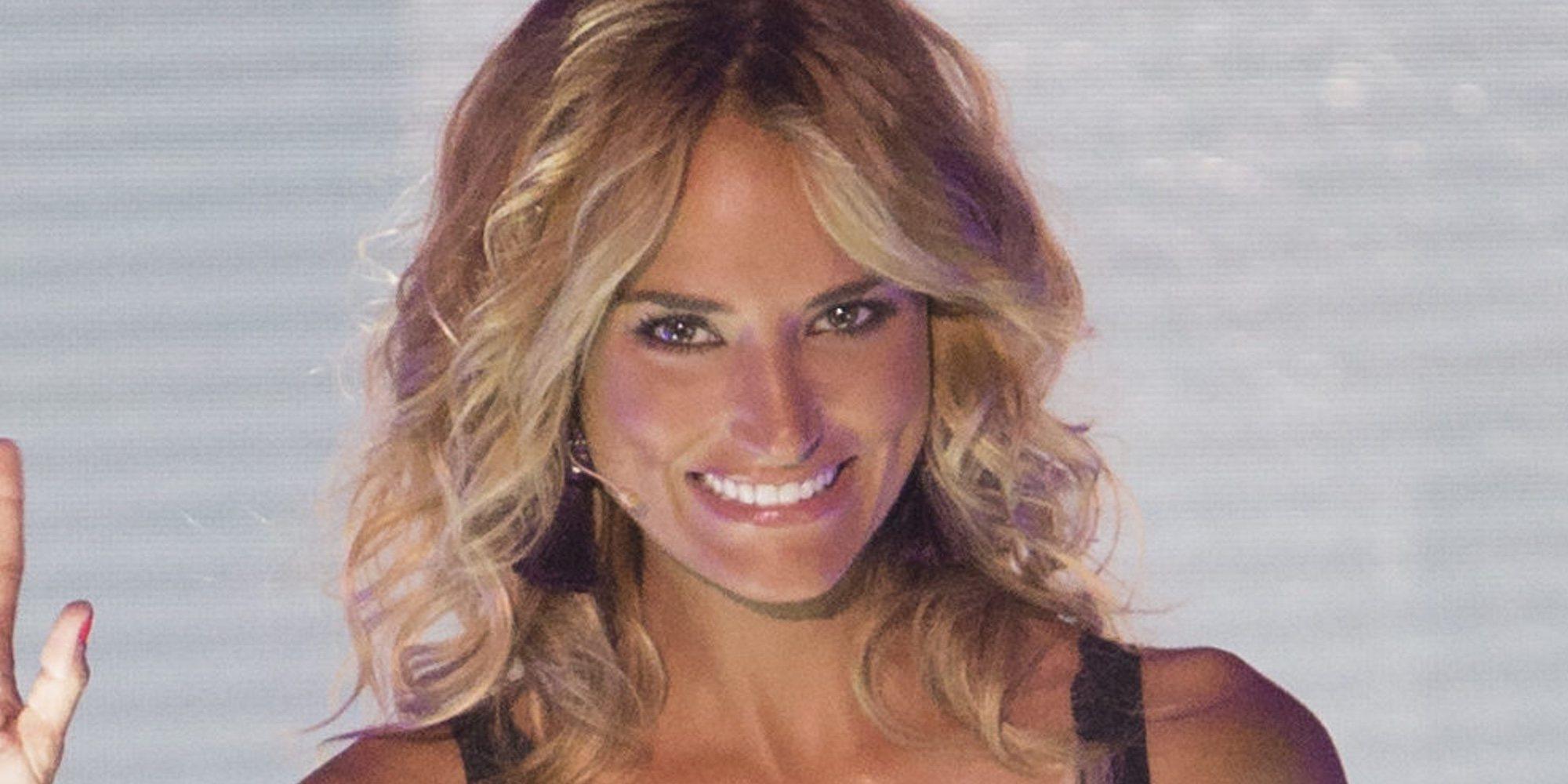 Alba Carrillo Se Desnuda Por Completo Prometí Foto En Bikini Pero